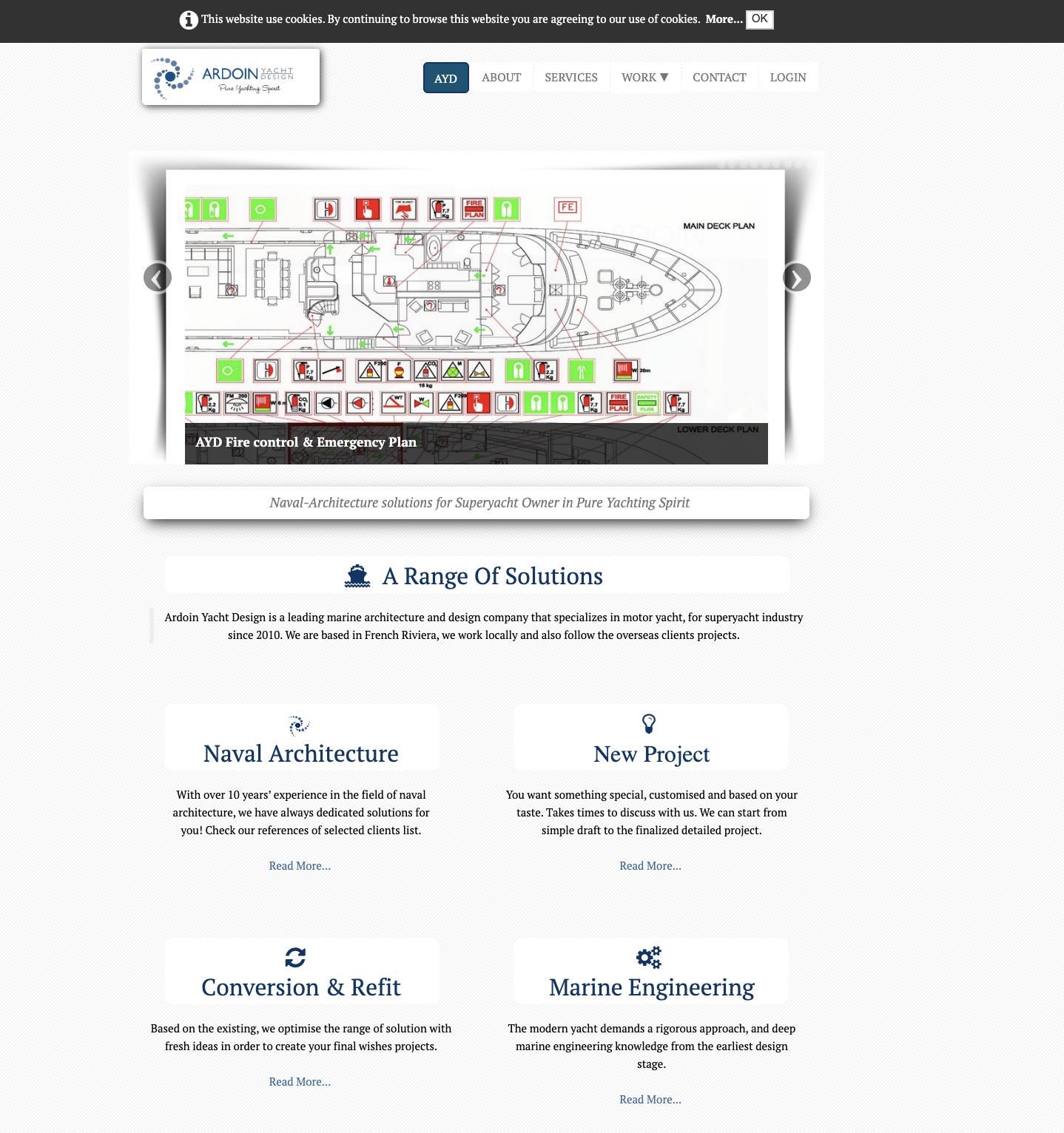image site internet client avant cyberformation